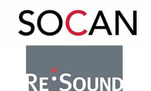SOCAN _ Re-Sound Logos